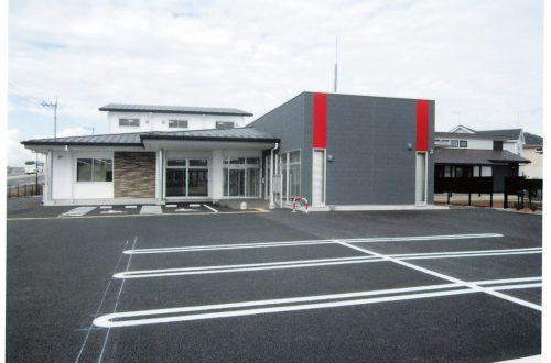 茨城県警那珂湊庁舎新築工事