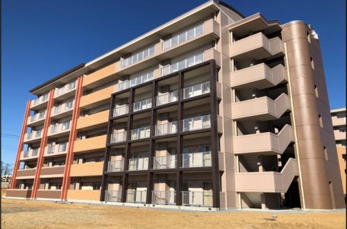 水戸市河和田住宅第8工区新築工事