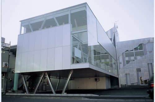中川学園調理技術専門学校製菓棟増築工事