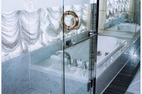 ロックヒルGC浴室改修工事