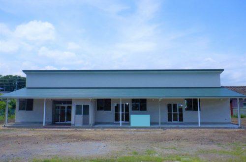 令和2年度石塚開放学級新築工事